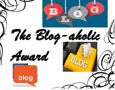 blogaholicaward