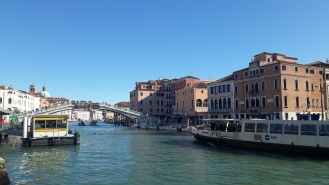 Speaking of Venice, let's take our minds off things by enjoying some photos from my recent trip there.